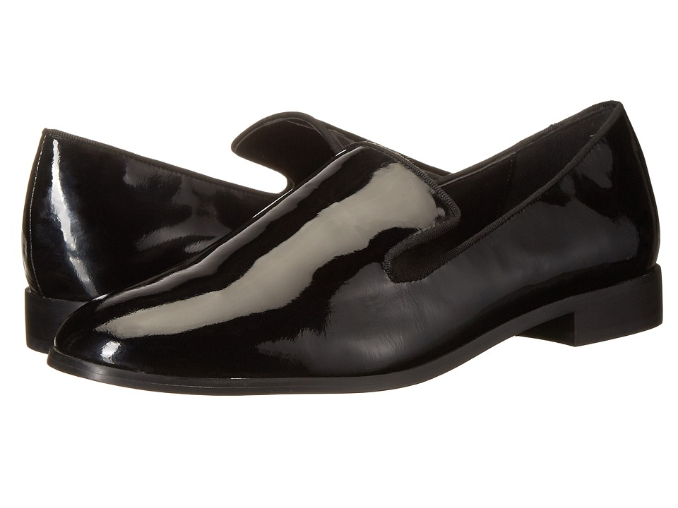 Dune London - Gray (Black Patent) Women's Shoes