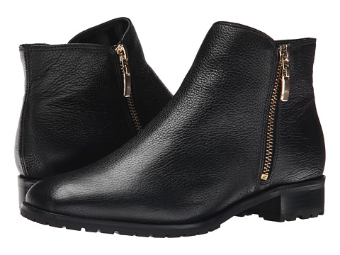 Dune London - Porta (Black Leather) Women's Shoes