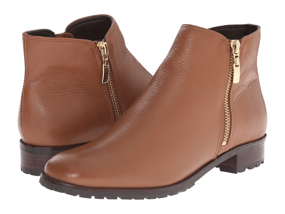 Dune London - Porta (Tan Leather) Women's Shoes
