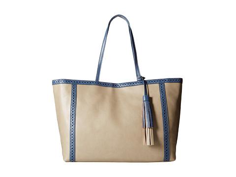 Big Buddha - Andie (Grey/Blue) Tote Handbags