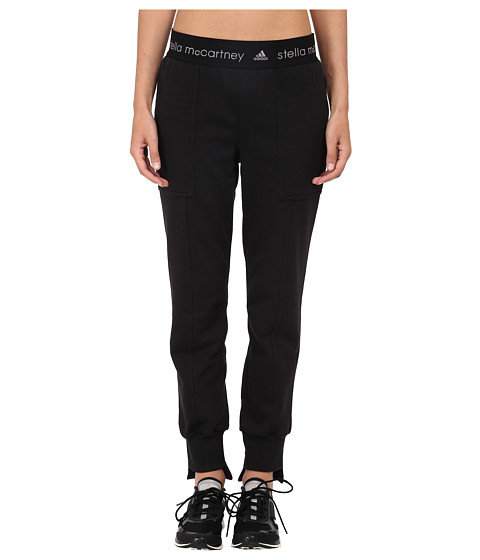 adidas by Stella McCartney - Essential Sweatpants AA7022 (Black) Women's Workout