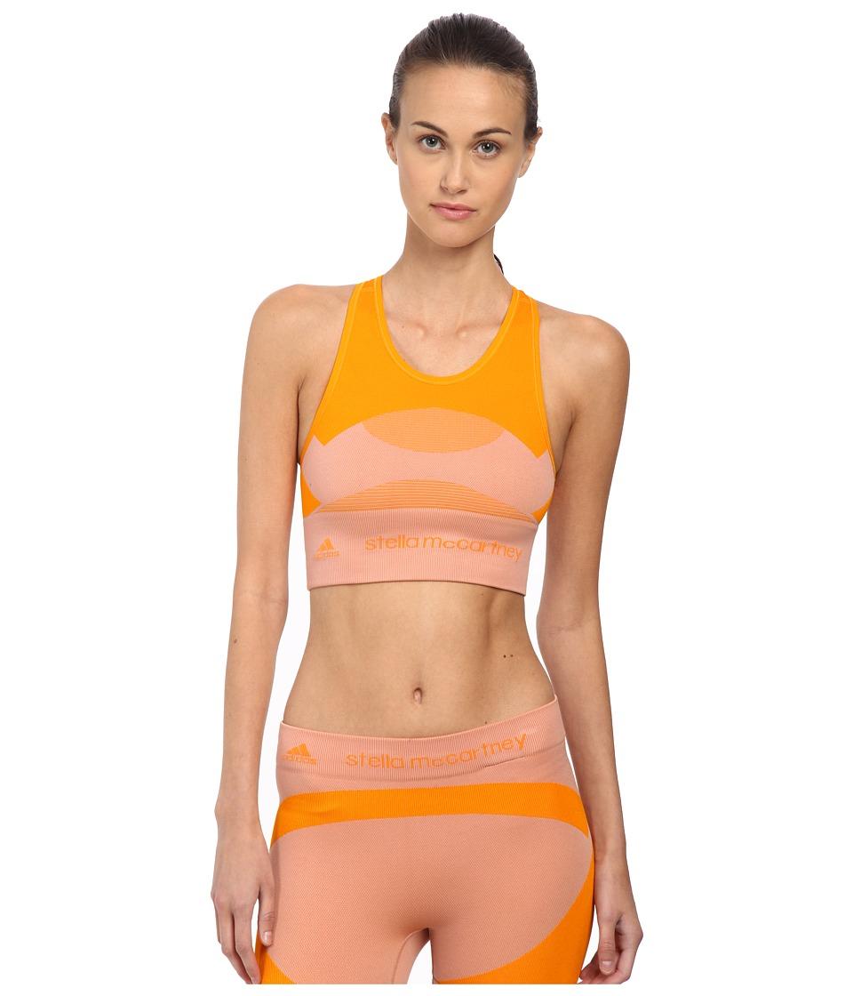 adidas by Stella McCartney - Essential Crop Top AA8283 (Ash Pink) Women's Workout