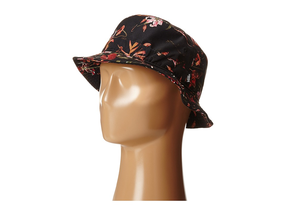 Vans - Undertone Bucket Hat (Death Bloom) Bucket Caps