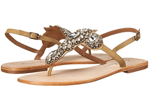 Lauren Lorraine - Ibiza (Tan Straps) Women's Sandals