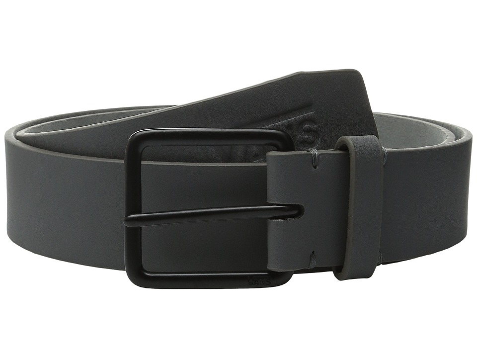 Vans - Hunter PU Belt (Graphite) Men's Belts