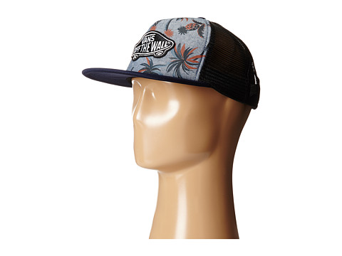 Vans - Classic Patch Trucker Plus (Castaway) Caps