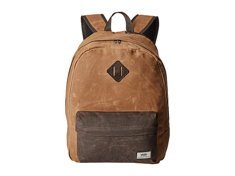 Vans - Old Skool Plus Backpack (Waxed) Backpack Bags