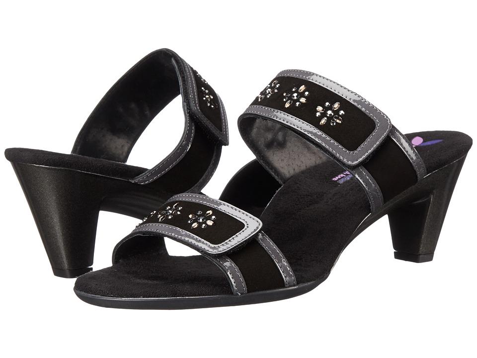 Helle Comfort - Edenia (Black Combo) Women's Sandals