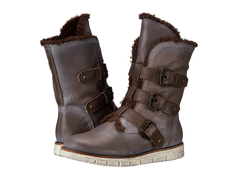 OTBT - Black Jack (Dust Grey) Women's Cold Weather Boots