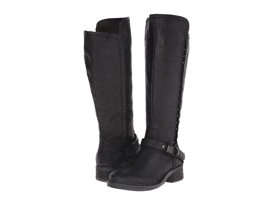 OTBT - Cache (Black Laser) Women's Pull-on Boots