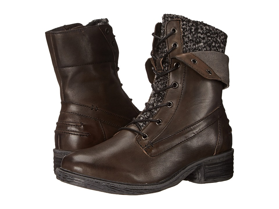 OTBT - Carlsbad (New Mud) Women's Lace-up Boots