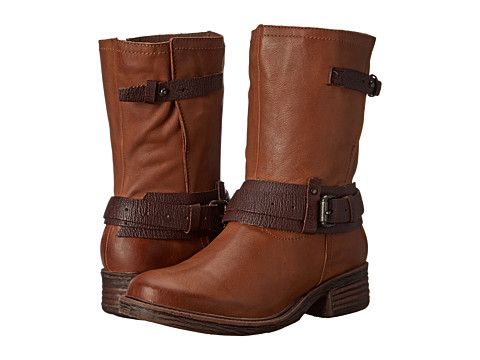 OTBT - Caswell (Medium Brown) Women's Pull-on Boots