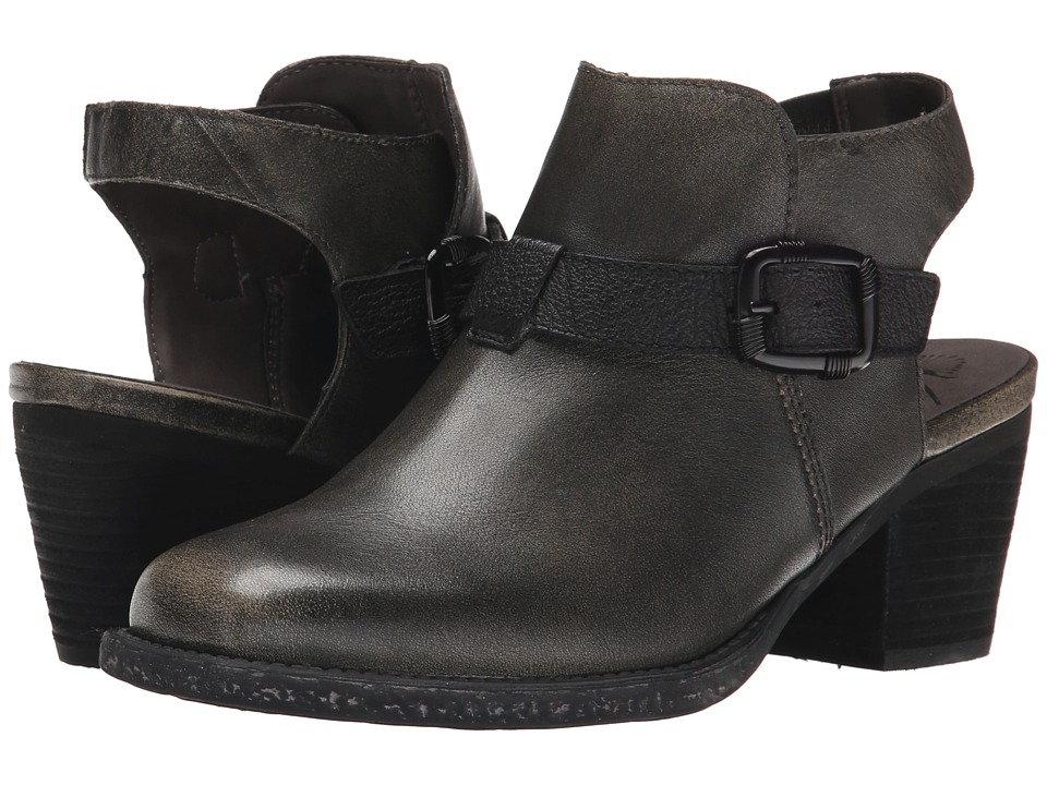 OTBT - Des Peres (Beige Black) Women's Pull-on Boots