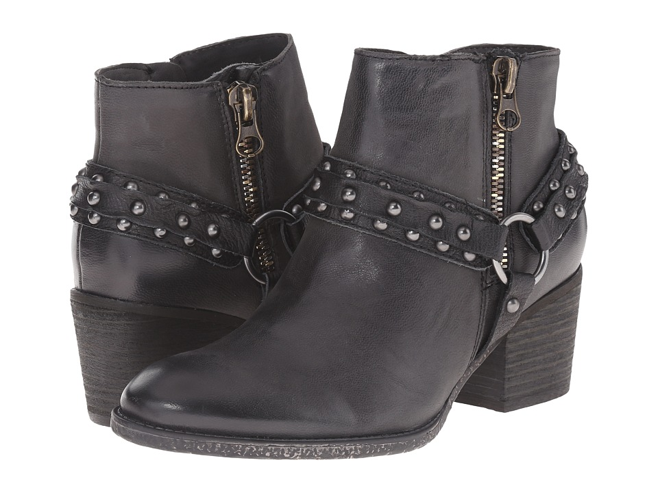 OTBT - Emery (Black) Women's Pull-on Boots