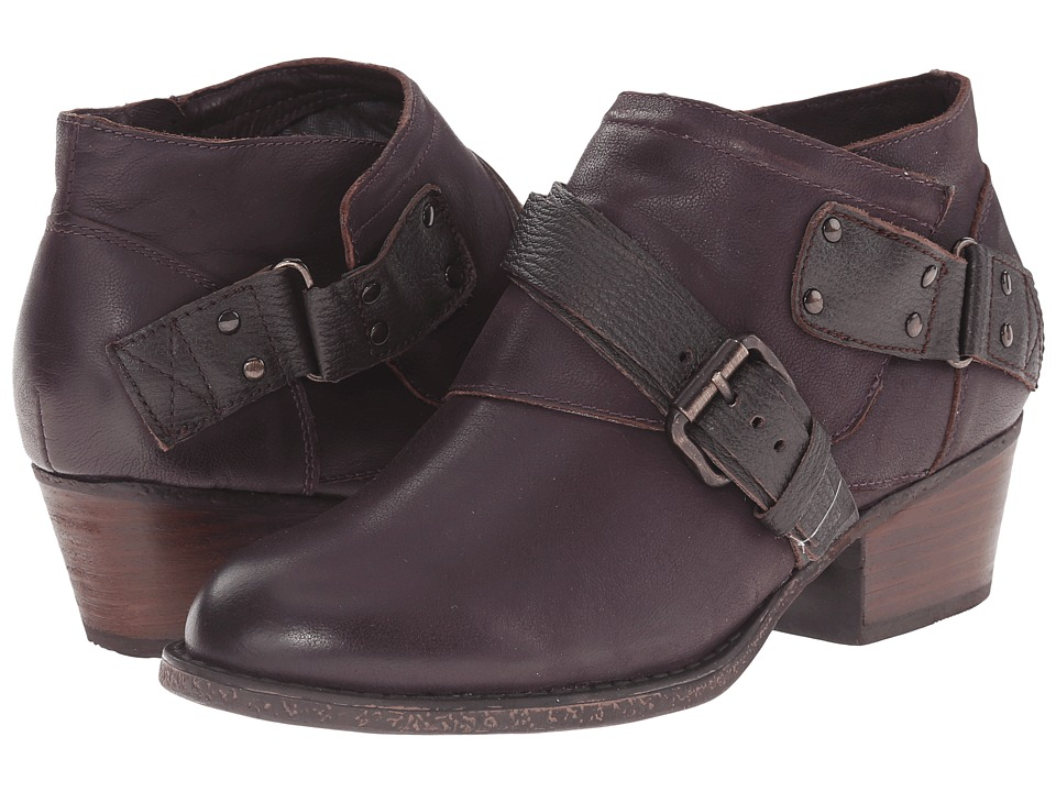 OTBT - Fall River (Raisin) Women's Zip Boots