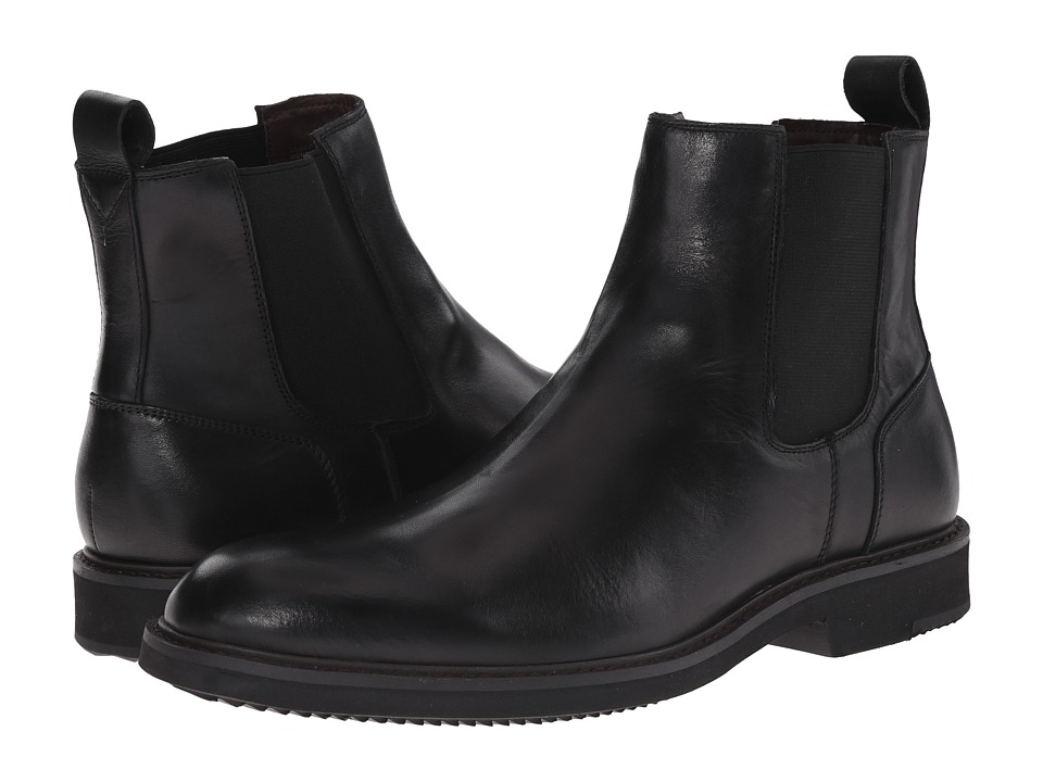 Kenneth Cole Reaction - Close 4 Comfort (Black) Men's Boots