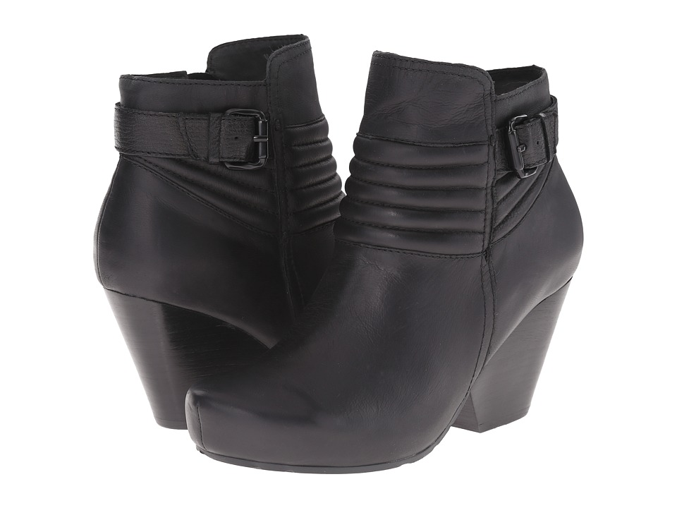 OTBT - Red Bank (Black) Women's Pull-on Boots