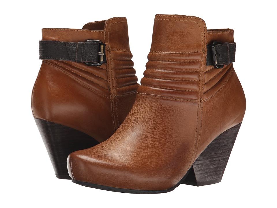 OTBT - Red Bank (Havana) Women's Pull-on Boots