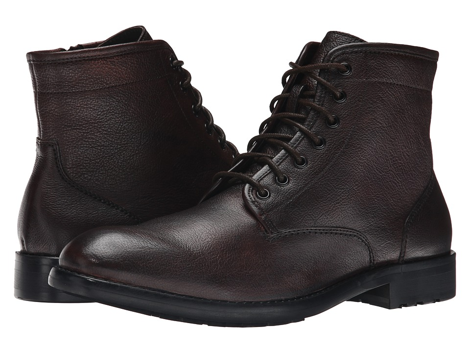 Kenneth Cole Reaction - Select-Ive (Brown) Men's Lace-up Boots
