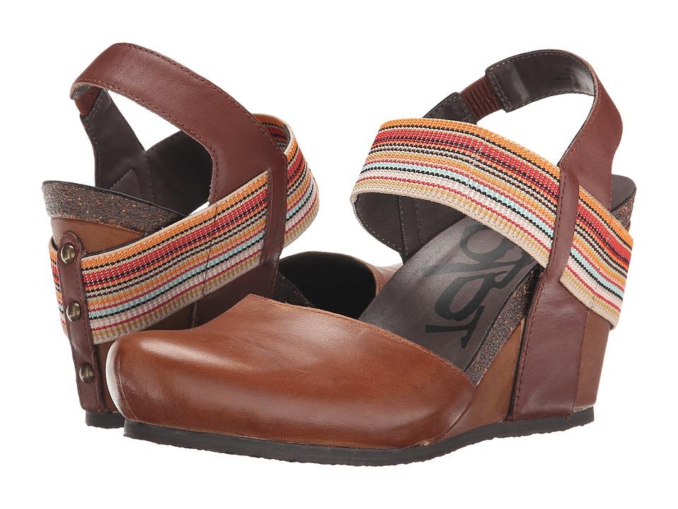 OTBT - Rexburg (Havana) Women's Wedge Shoes