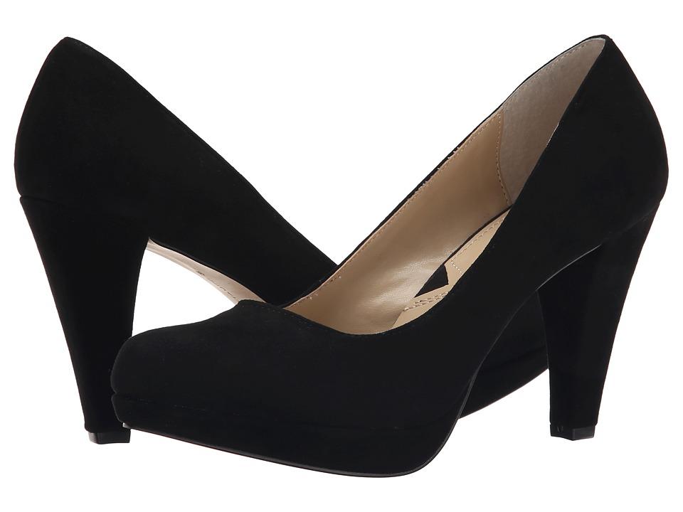 Adrienne Vittadini - Prestin (Black Kid Suede) High Heels