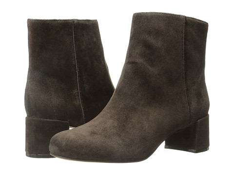Adrienne Vittadini - Louisa (Dark Chocolate Kid Suede) Women