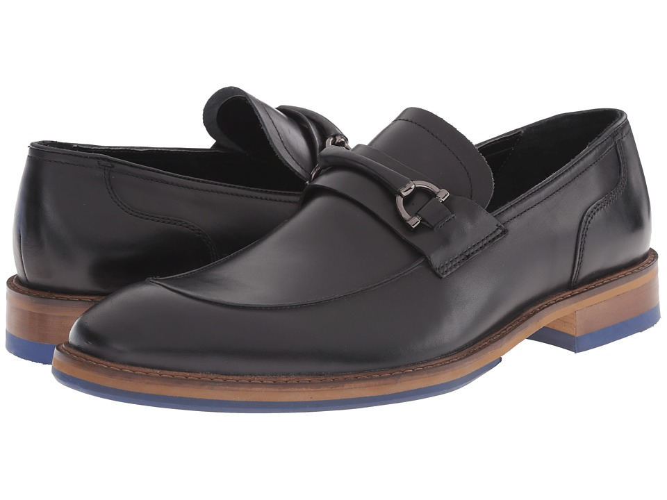 Kenneth Cole Reaction - Move Ur-Self (Black) Men's Slip-on Dress Shoes