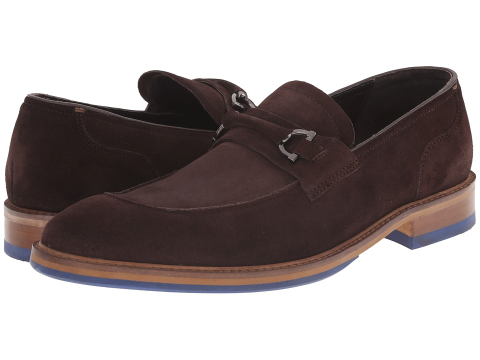 Kenneth Cole Reaction - Move Ur-Self (Brown) Men's Slip-on Dress Shoes