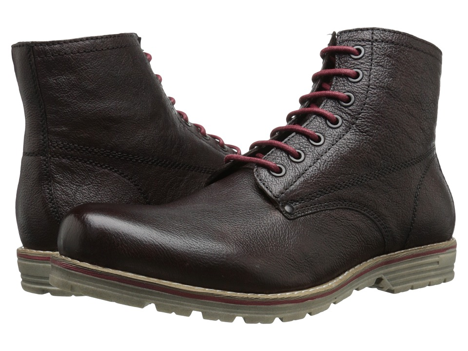 Kenneth Cole Reaction - Nor-Th Bound (Brown) Men's Lace-up Boots