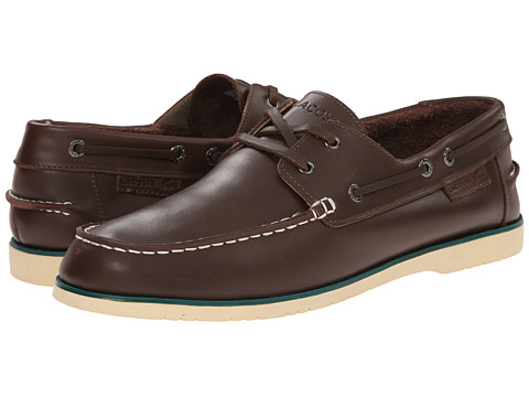 Lacoste - Corbon 8 (Dark Brown) Men