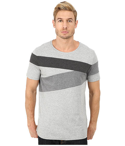 HUGO - Deason 10182512 01 (Light/Pastel Grey) Men's T Shirt