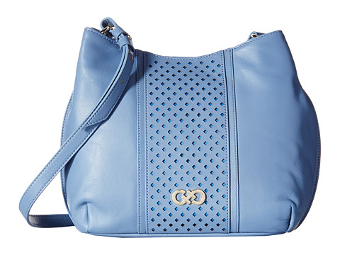 Cole Haan - Ripley Crossbody (Cornwall Blue) Cross Body Handbags