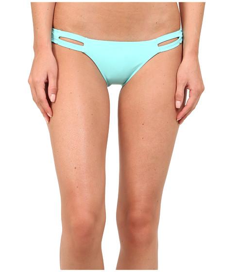 Vitamin A Swimwear - Neutra Hipster Bottom (Sea Glass) Women's Swimwear