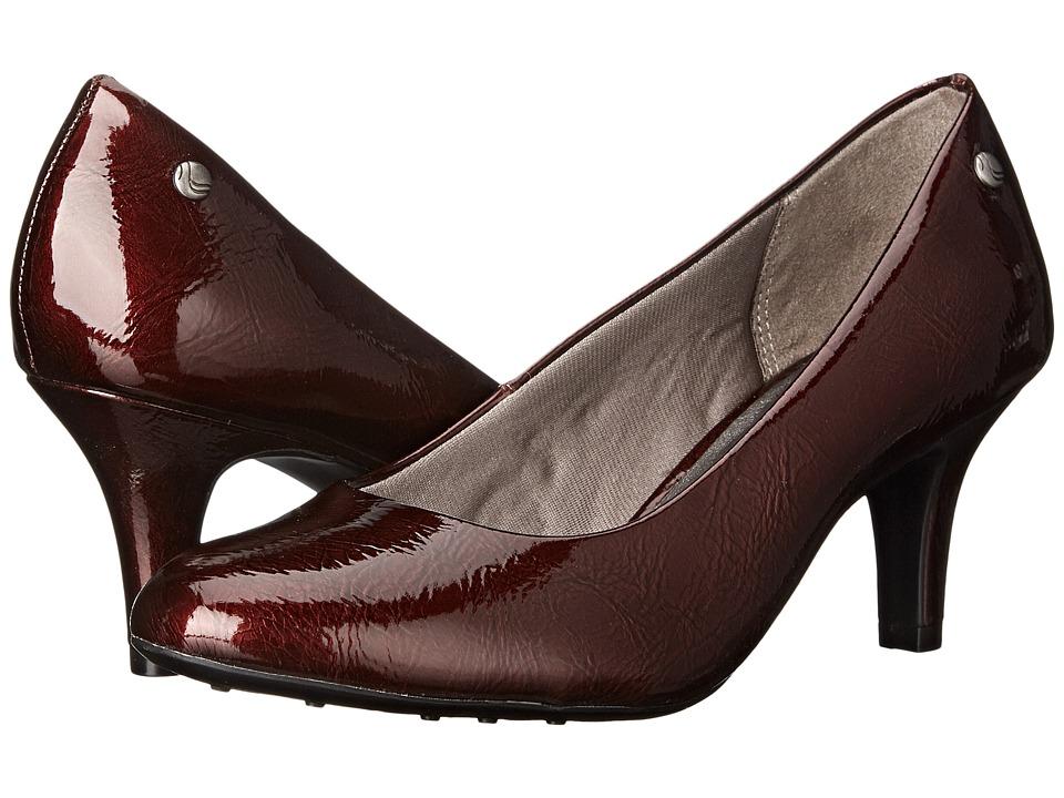 LifeStride - Parigi (Dark Red) High Heels