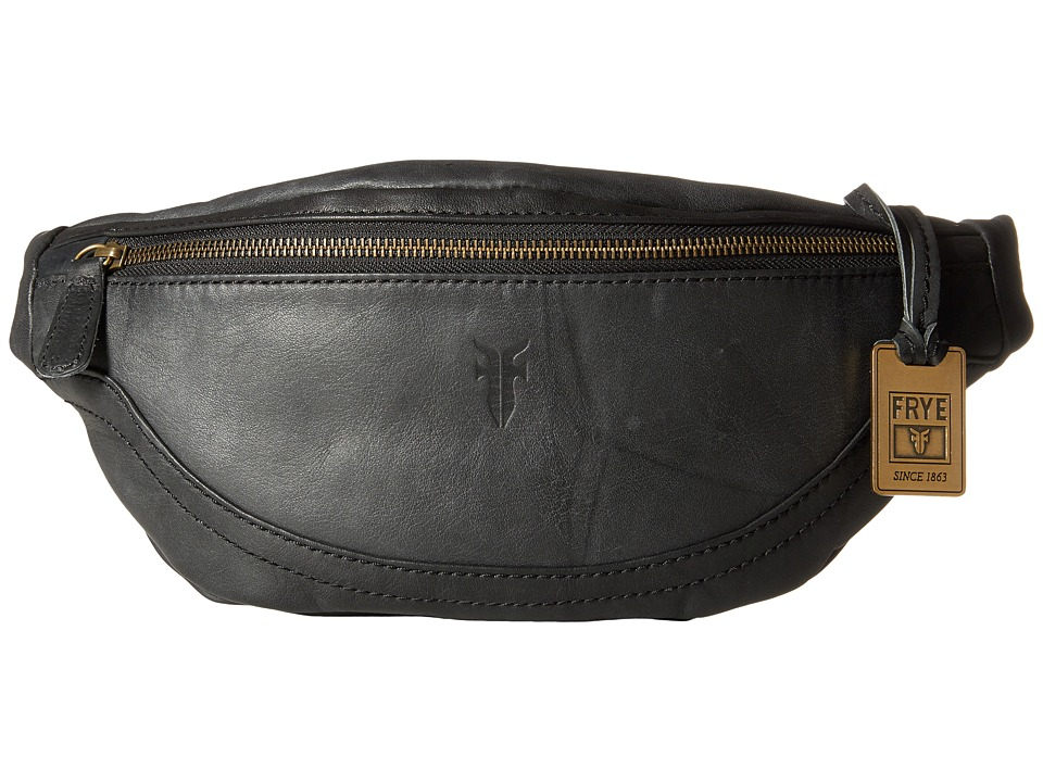 Frye - Campus Hip Pack (Black) Handbags