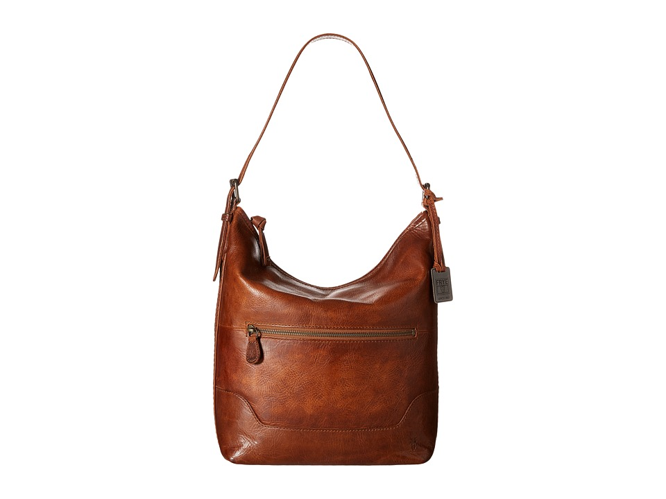 Frye - Melissa Bucket (Cognac) Hobo Handbags