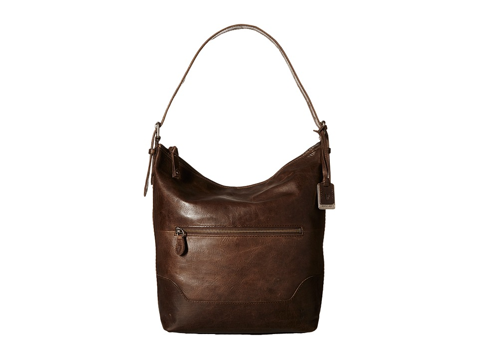 Frye - Melissa Bucket (Slate) Hobo Handbags