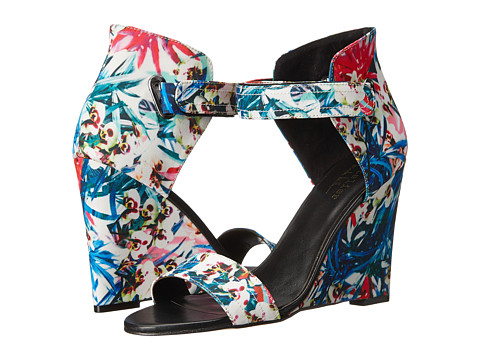 Nicole Miller Artelier - Palm Beach (Tutti Fruity Print) Women's Shoes
