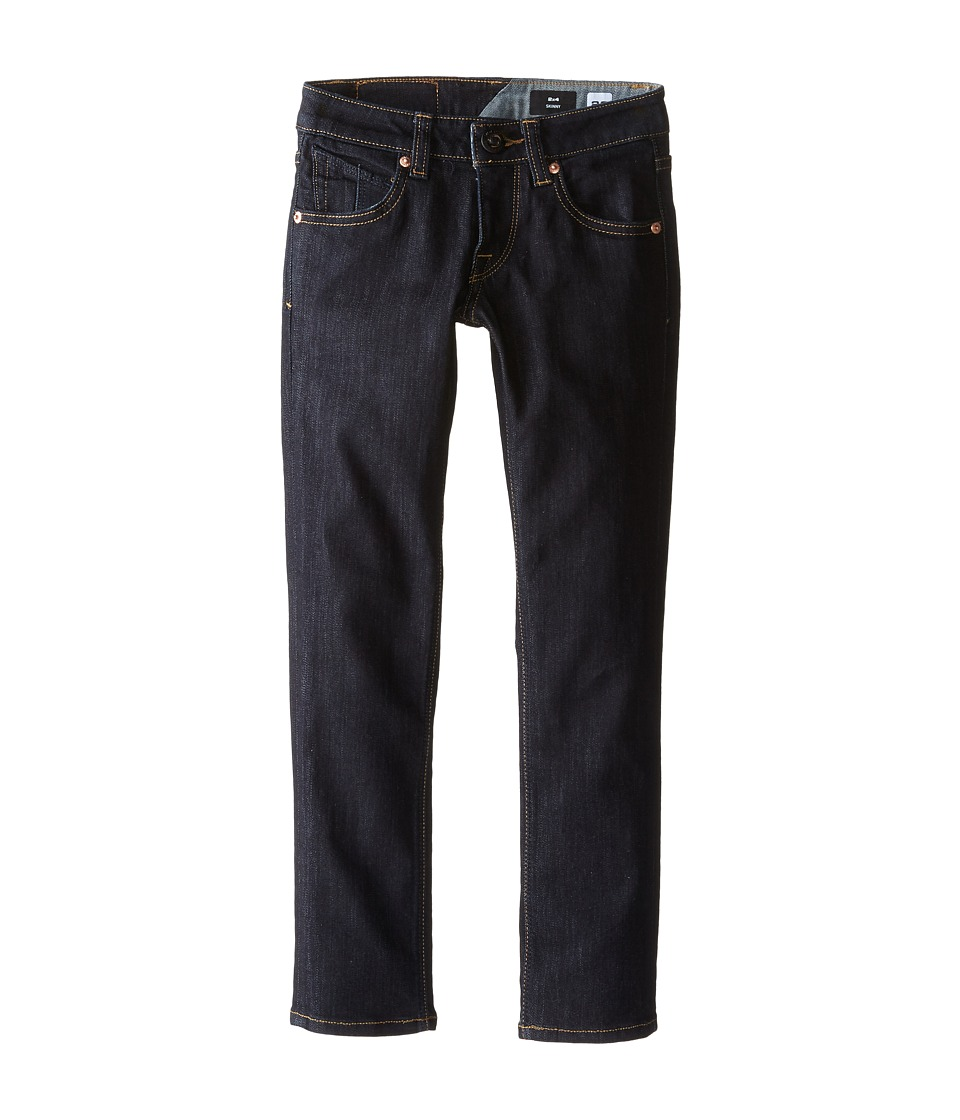 Volcom Kids - 2X4 By Denim (Big Kids) (Rinse) Boy's Jeans
