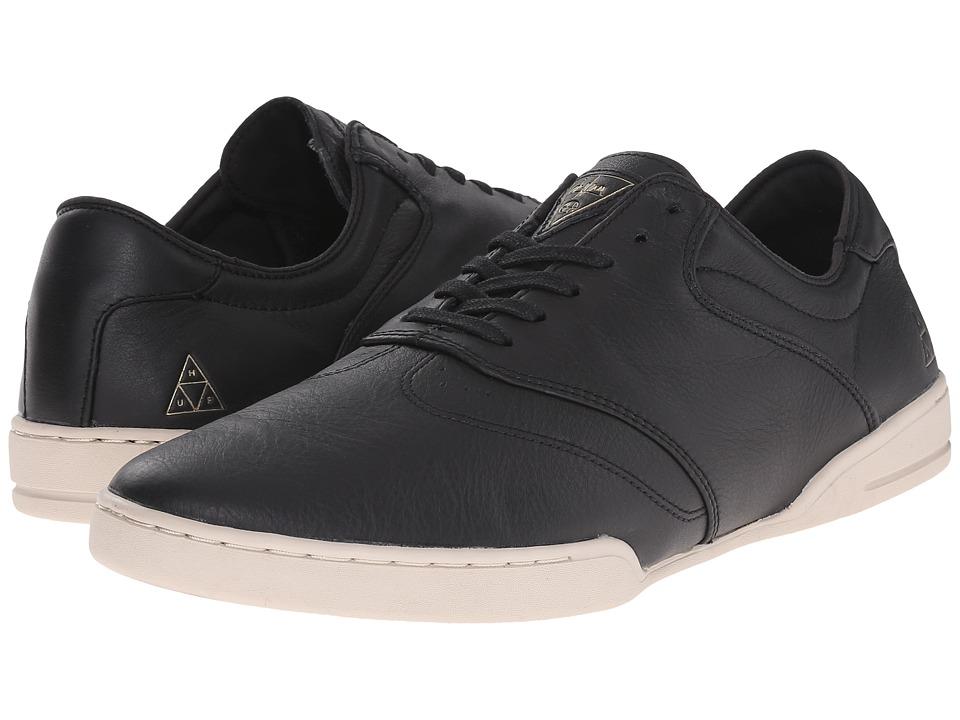 HUF - Dylan (Black/Cream) Men's Skate Shoes