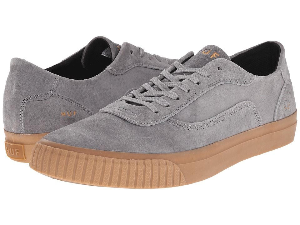 HUF - Essex (Grey Gum) Men's Skate Shoes