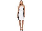 Calvin Klein Calvin Klein - Blocked Dress w/ Matte Stud Layout