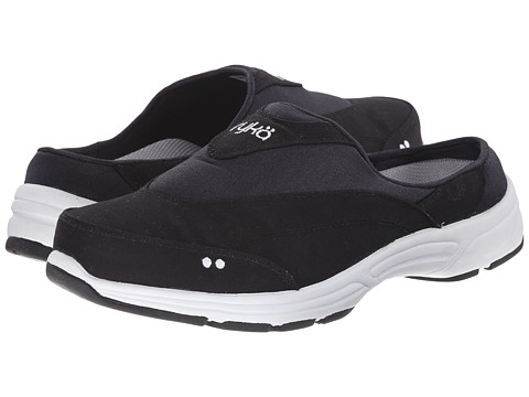 Ryka - Calypso (Black/Silver) Women's Shoes