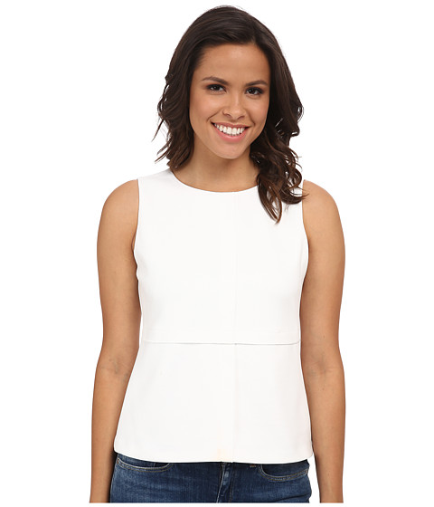 Calvin Klein - Seamed Shell (Soft White) Women