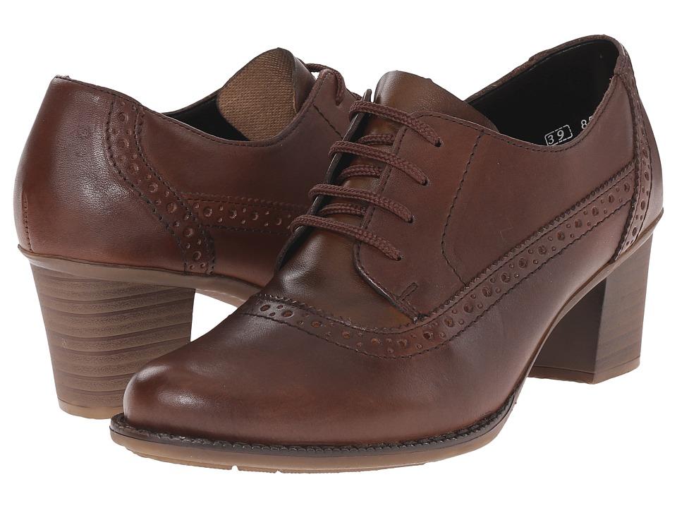 Rieker - L7610 Yvonne 10 (Mahagoni) Women's Boots