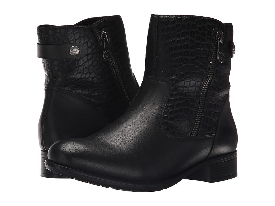Rieker - R6468 Estefania 68 (Schwarz/Schwarz/Schwarz) Women's Boots