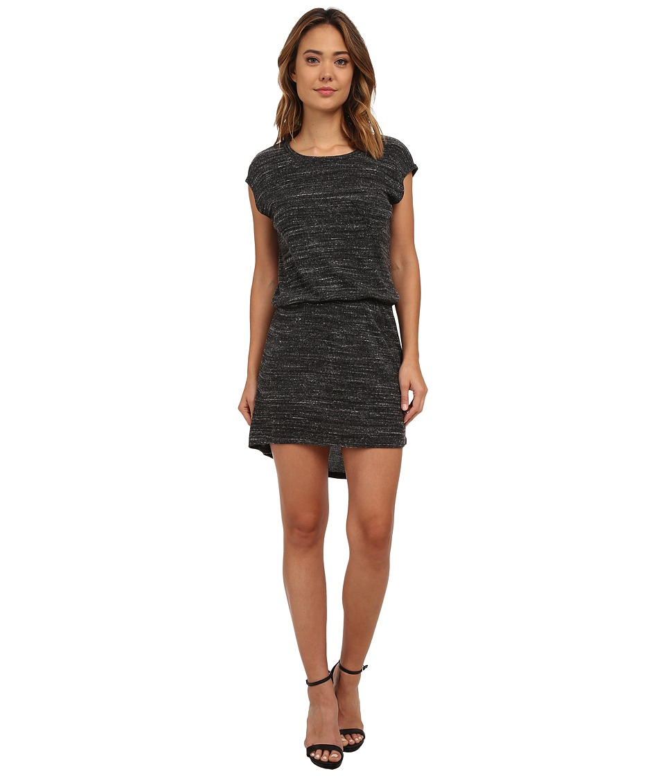 LNA Delta Dress (Heather Black) Women