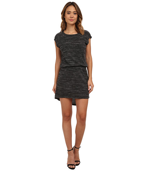 LNA - Delta Dress (Heather Black) Women's Dress