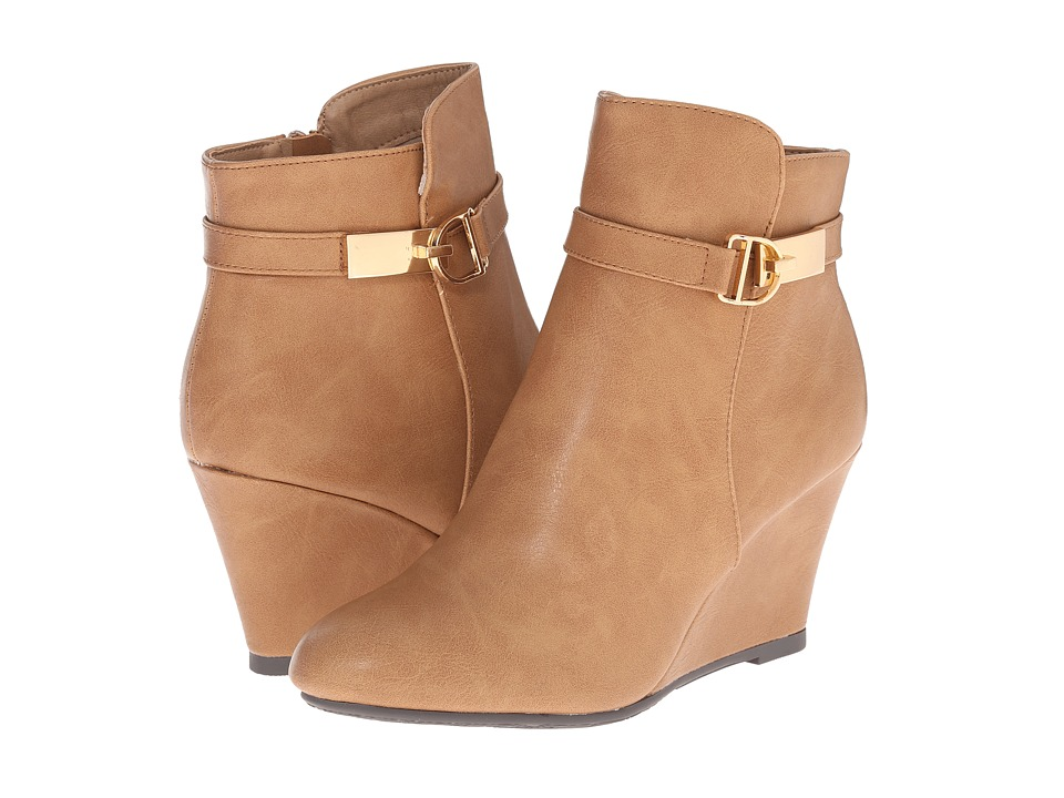 Dirty Laundry - Visor (Camel) Women's Boots