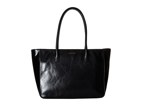 Cole Haan - Isabella Large Tote (Black) Tote Handbags
